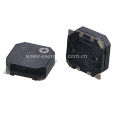SMD magnetic transducer buzzer EET7525AS-03L-4.0-12-R High-Output Alarm Annunciator -ESUNTECH