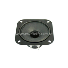 3.5 Inch 90*90mm Full Range Square Dome Speaker Driver Unit 8ohm 15W-ESUTECH