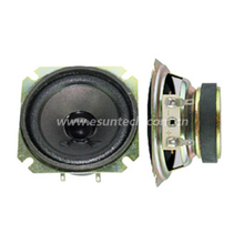 Loudspeaker YD66-19-4F45C 2.5 Inch Best Mid Range Square Raw Audio Speaker Unit 66mm*66mm-ESUNTECH