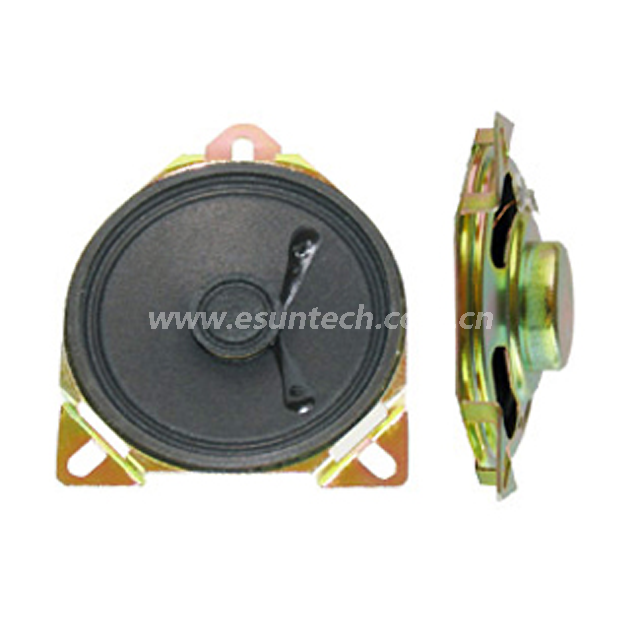Loudspeaker YD57-06-8N12.5P 22mm magnet Intercom Loudspeaker Unit for Repair 8ohm 0.5W-ESUNTECH
