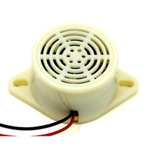 mechanical wiring buzzer EMB2317 24V 400hz electromechanical buzzer -ESUNTECH