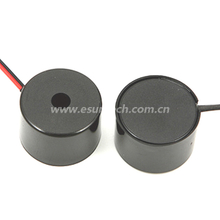 Piezo wired buzzer EPB3020W1305-TC-12-3.5-R 6V 12V active buzzer supplier China -ESUNTECH
