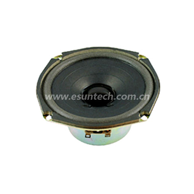 Loudspeaker YD120-04-8F60UT 5 Inch 120mm Full Range Loudspeaker Components 8ohm 20W Audio Speaker with Magnet Cover-ESUTECH