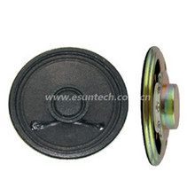 Loudspeaker YD50-02-N12.5P 50mm 2 Inch Min Mid Range Super Loud Intercom Speaker Unit-ESUNTECH