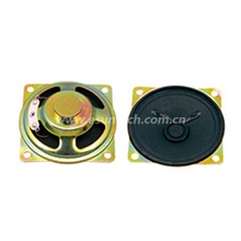Loudspeaker YD66-5-8N12.5P 2.5 Inch 18mm magnet Square Internal Magnet Audio Speaker Drive Full Range Paper Cone 66mm-ESUNTECH