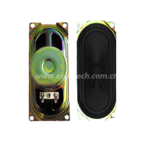 Loudspeaker 57mm*126mm YD613-8-8F40UT Min Full Range TV speaker laptop speaker Drivers-ESUNTECH