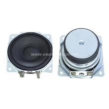 Loudspeaker 52mm YD52-08-8F40P-R Min Full Range Multimedia Speaker Drivers-ESUNTECH