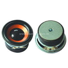 Loudspeaker 50mm YD50-36-4F40P-R 4 ohm Min Full Range Equipment Speaker Drivers-ESUNTECH