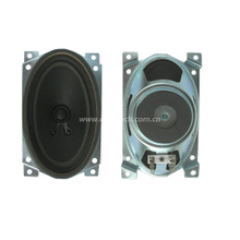 Loudspeaker 128mm*78mm YD813-02-8F45P-R Min Full Range TV speaker laptop speaker Drivers-ESUNTECH