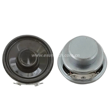 Loudspeaker 40mm YD40-23-4N12P-R Min Full Range Waterproof Speaker Drivers-ESUNTECH