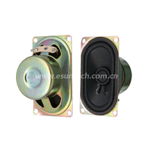 Loudspeaker 70x40mm YD4070-01-8F32CT Min Full Range TV speaker laptop speaker Drivers-ESUNTECH