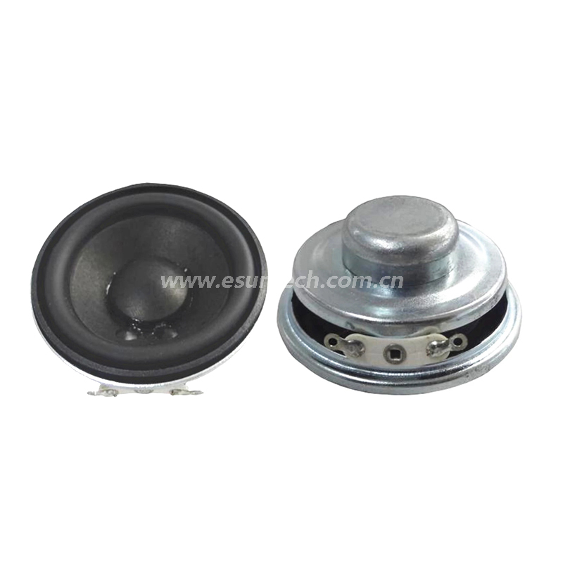 Loudspeaker 50mm YD50-26-4N15P-R Min Full Range bluetooth Audio Speaker Drivers-ESUNTECH