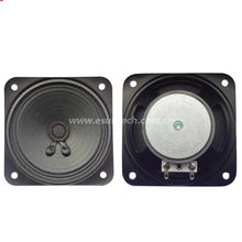 Loudspeaker 87mm YD87-11-8F50P-R Min Full Range Equipment Speaker Drivers-ESUNTECH