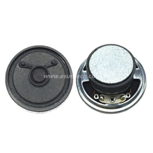 Loudspeaker 50mm YD50-54-4F32P-R4 OHM Min Full Range Telephone Speaker Drivers-ESUNTECH