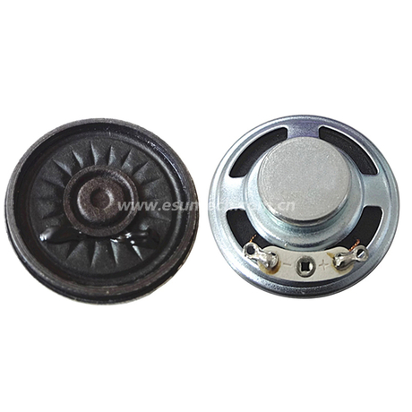 Loudspeaker 40mm YD40-20-32N12.5P-R Min Full Range Telephone Speaker Drivers-ESUNTECH