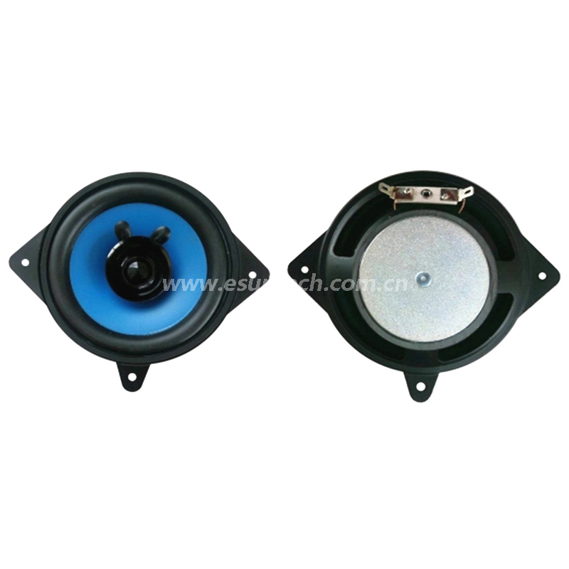 Loudspeaker 102mm YD102-20-4F60P-R Min Full Range car Speaker Drivers-ESUNTECH
