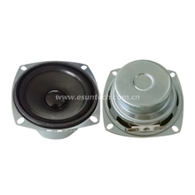 Loudspeaker 78mm YD78-03-4F45PT-R Min Full Range Multimedia Speaker Drivers-ESUNTECH