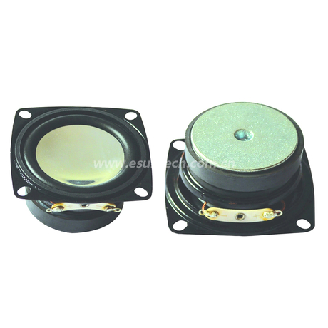 Loudspeaker 53mm YD53-04-8F40P-R Min Full Range bluetooth Audio Speaker Drivers-ESUNTECH