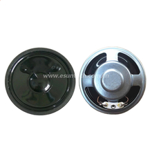 Loudspeaker 66mm YD66-44-8N12.5M-R 19mm magnet Waterproof Speaker Drivers-ESUNTECH