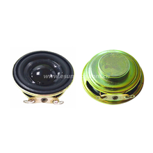 Loudspeaker 40mm YD40-17-4N12.5P-R Min Full Range Multimedia Speaker Drivers-ESUNTECH