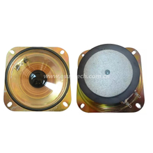 Alarm speaker 102mm YD102-29-8F80M-R Min Full Range Waterproof Speaker Drivers-ESUNTECH