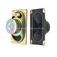 TV speaker 50*90mm YD5090-14-8F32UT Full Range rectangular speaker laptop speaker Drivers-ESUNTECH