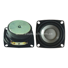 Loudspeaker 53mm YD53-08-4F40P-R Min Full Range Woofer Speaker Drivers-ESUNTECH